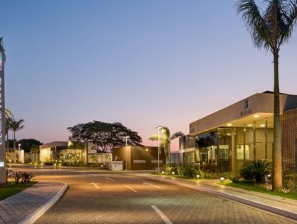 Rua privativa traz novo conceito de urbanização à Capital